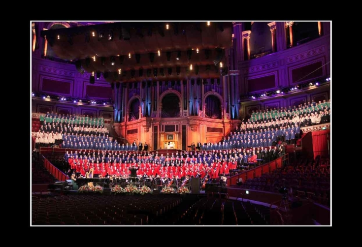 2016 London Welsh Festival of Male Choirs